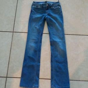 White House Black market jeans size 00r